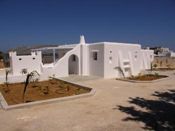 Parasporos in Parikia auf Paros